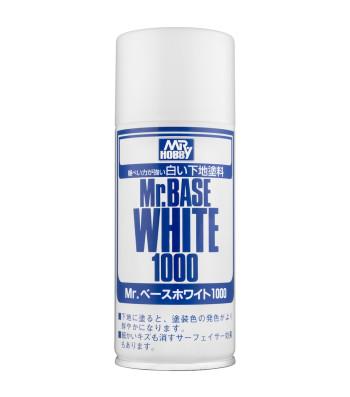 B-518 Mr. Base White 1000 Spray (180 ml)