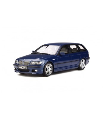 BMW 330i (E46) Touring M Mystic Blue
