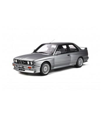 BMW M3 E30 1987 SALMON SILVER 203