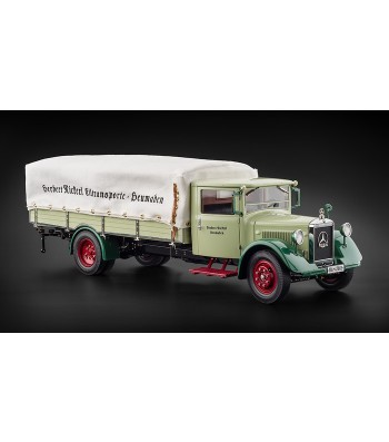Mercedes-Benz LO 2750 Truck with tarpaulin, 1933-1936