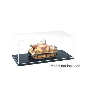 Plastic transparent case 1:43/1:72 (170x75x67 mm)