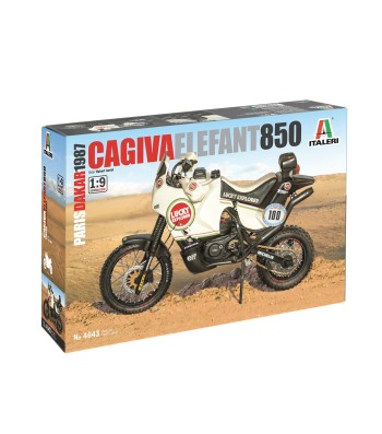 1:9 CAGIVA ELEPHANT 850 1987
