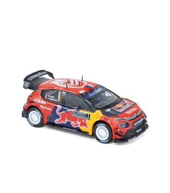 Citroen C3 WRC N1 - Winner Rallye de Monte Carlo 2019 - S.Ogier/ J.I