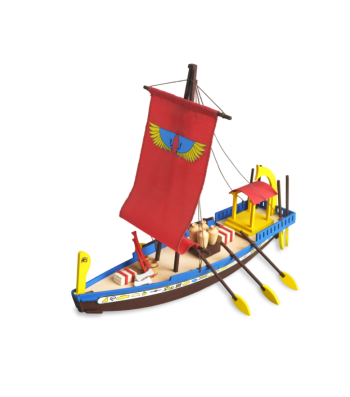 Cleopatra - Egyptian Boat - Junior Collection