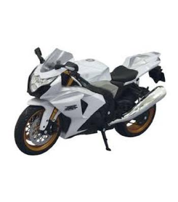 1:12 SUZUKI GSX R1000 (WHITE)