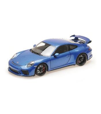 PORSCHE 911 GT3 - 2017 - BLUE METALLIC