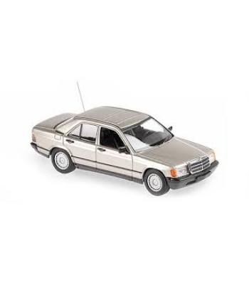MERCEDES-BENZ 190E - 1984 - GOLD METALLIC - MAXICHAMPS
