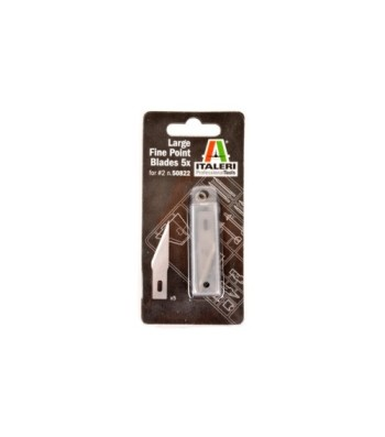 LARGE FINE POINT BLADES 5x (for 50822)