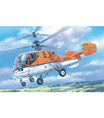 1:72 Kamov Ka-15M Russian multipurpose helicopter
