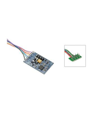 LokPilot Standard DCC, 8-pin. interface