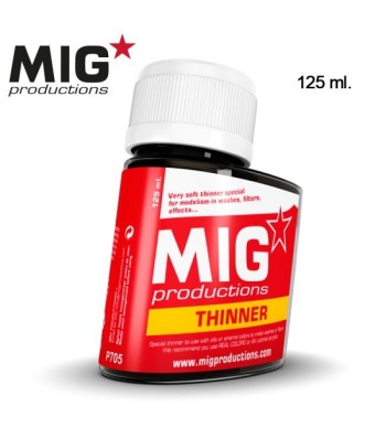 P705 Thinner for Washes (125 ml)