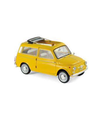 Fiat 500 Giardiniera 1968 - Positano Yellow