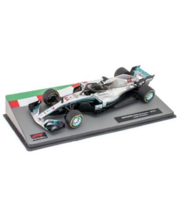 MERCEDES W09 EQ POWER+2018 Lewis Hamilton
