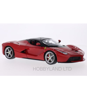 Ferrari LaFerrari - Red - without showcase