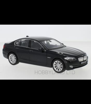 BMW 535i (F10), metallic-black
