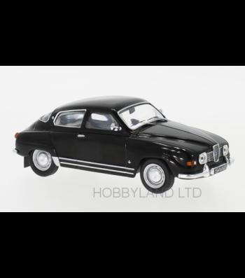 Saab 96 V4, black, 1969