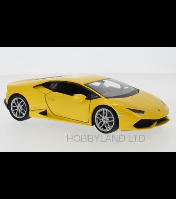 Lamborghini Huracan LP 610-4, metallic-yellow