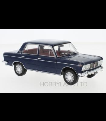 Fiat 125 Special, dark blue, 1970