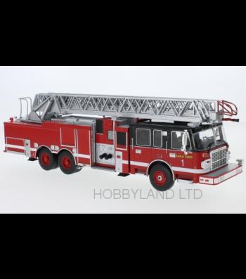 Smeal 105 Aerial Ladder, red/black, 2015