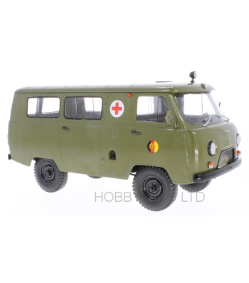 UAZ 452A Ambulance (3962), NVA