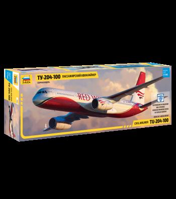 1:144 TUPOLEV TU-204-100