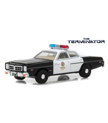 The Terminator (1984) - 1977 Dodge Monaco Metropolitan Police Solid Pack - Hollywood Series 19
