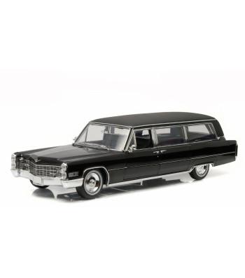 1966 Cadillac S&S Limousine - Black - Precision Collection