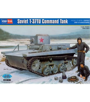 1:35 Soviet T-37TU Command Tank