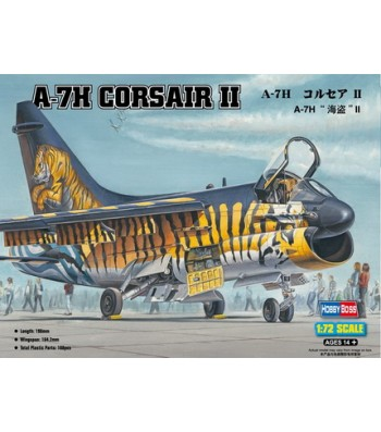 1:72 A-7H Corsiar II, Greek Airforce (greek decals)
