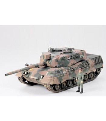 1:35 West German Leopard A4 Tank Kt
