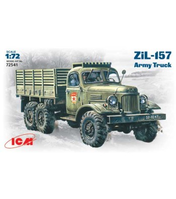 1:72 ZiL-157, Army Truck