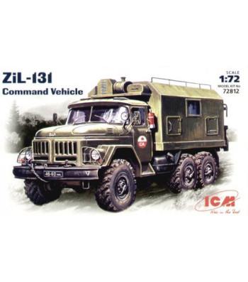 1:72 ZiL-131 Command Vehicle