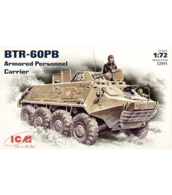 1:72 BTR-60PB Armoured Personnel Carrier