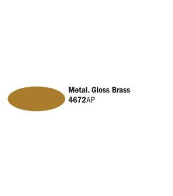 Gloss Brass - Acrylic Paint (20 ml)