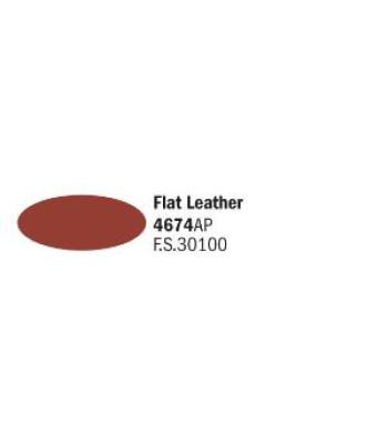 Flat Leather - Acrylic Paint (20 ml)