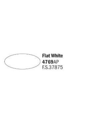 Flat White - Acrylic Paint (20 ml)