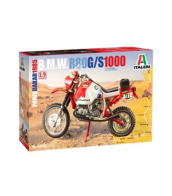 1:9 B.M.W. R80 G/S 1000 1985 Gaston Rahier