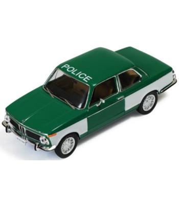 BMW 2002 1972 - Polizei (interior brown)