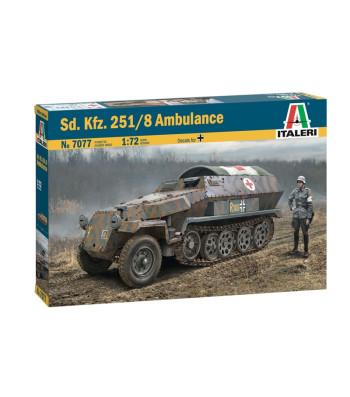 1:72 Sd.Kfz. 251/8 AMBULANCE