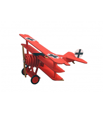 Avion Fokker DR.I – Red Baron - Junior Collection