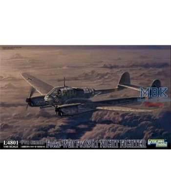 "1:48 Focke-Wulf Fw 189 A-1 ""Night Fighter"""