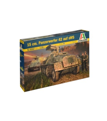 15 cm Panzerwerfer 42 auf Schwerer Wehrma