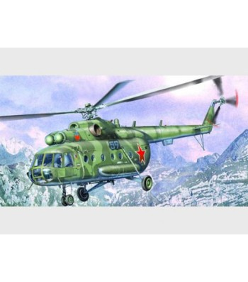 1:35 Helicopter - Mil Mi-17 Hip-H