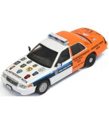 "FORD CROWN VICTORIA (POLICE INTERCEPTOR) - Arlington Police ""Sober ride"" 2012"