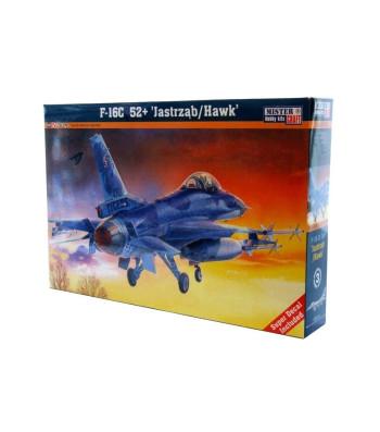 "1:48 F-16C BLOCK 52 + JASTRZĄB ""HAWK"""