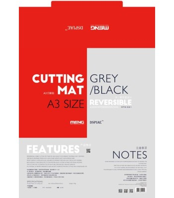Hobby Cutting Mat A3, (297mm × 420mm)