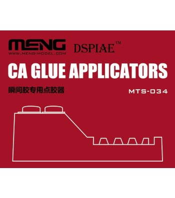 CA Glue Applicators Set