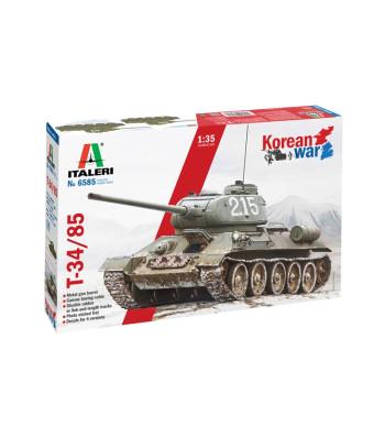 1:35 T-34-85 PREMIUM VERSION (KOREAN WAR)