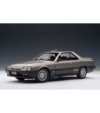 Nissan Skyline Hardtop 2000 Turbo Intercooler RS-X (DR30) 1984 (metallic grey)