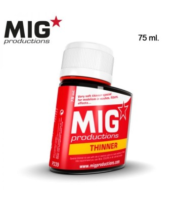 P239 Thinner for Washes (75 ml)